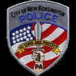 New Kensington Police Department, Pennsylvania