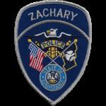 Zachary Police Department, LA