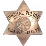 Pere Marquette Railway Police Department, RR