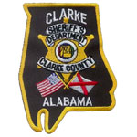 Clarke County Sheriff's Department, AL