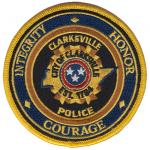 Clarksville Police Department, TN