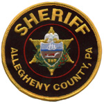 Allegheny County Sheriff's Office, Pennsylvania