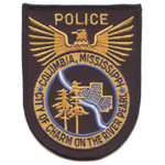 Columbia Police Department, MS