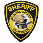 Colusa County Sheriff's Department, California