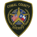 Comal County Sheriff's Office, Texas