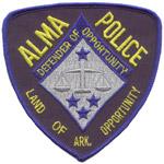 Alma Police Department, AR