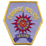 Conroe Police Department, TX