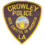 Crowley Police Department, Louisiana