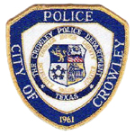 Crowley Police Department, TX