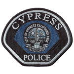 Cypress Police Department, CA