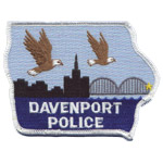 Davenport Police Department, IA