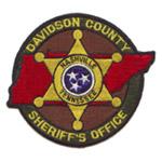 Davidson County Sheriff's Office, TN