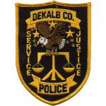 DeKalb County Police Department, GA