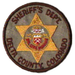 Delta County Sheriff's Office, CO