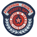 Anderson County Sheriff's Department, TX