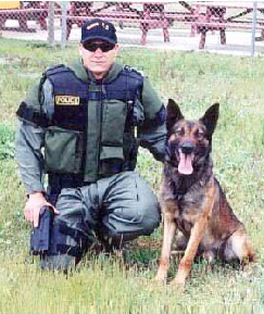 K9 Rudy   Oxnard Police Department, California