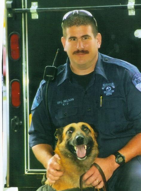 K9 Caeser | New Smyrna Beach Police Department, Florida