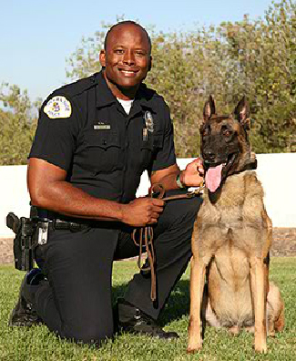 K9 Stryker | Oceanside Police Department, California