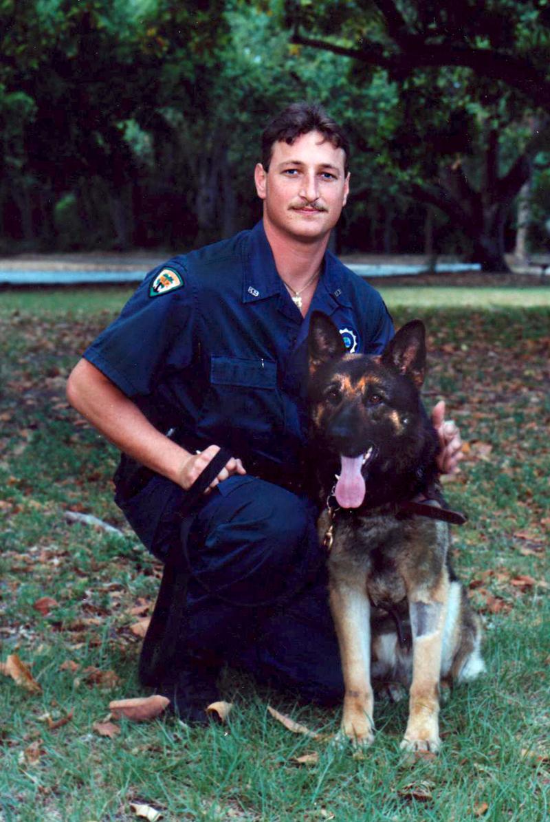 K9 Rolf | Fort Lauderdale Police Department, Florida