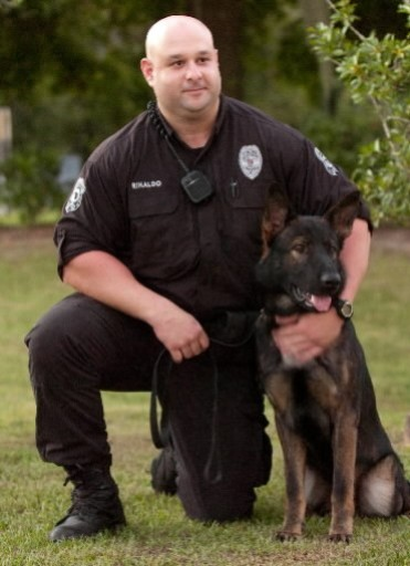 K9 Gunner | Zephyrhills Police Department, Florida