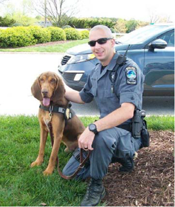 K9 Zane | Conyers Police Department, Georgia