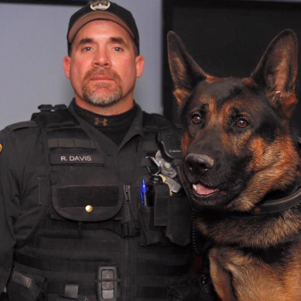 K9 Jethro | Canton Police Department, Ohio