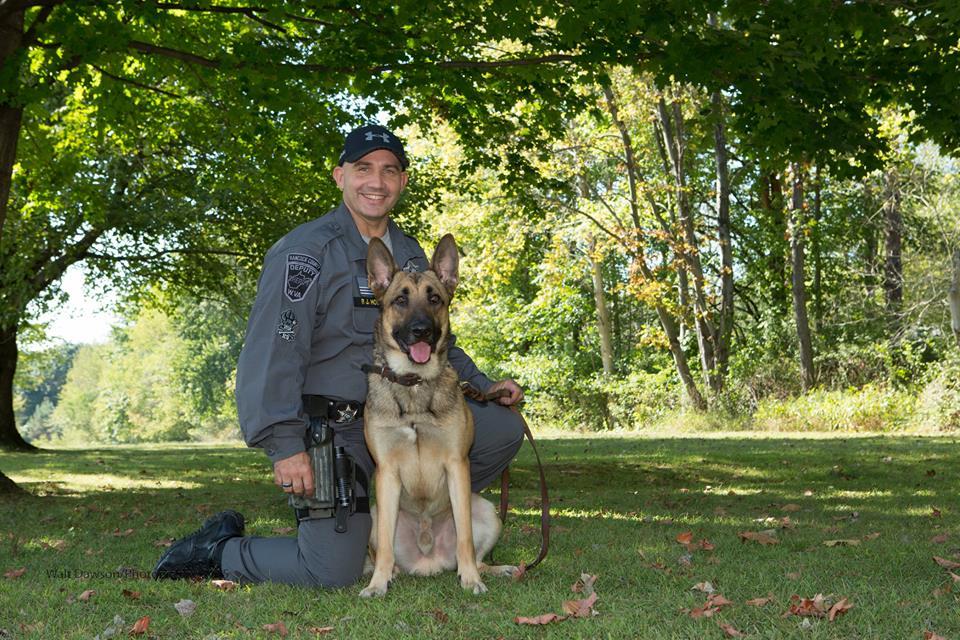 K9 Midas | Hancock County Sheriff's Office, West Virginia
