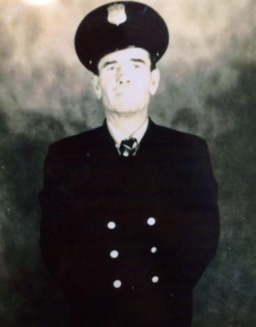 Policeman Alex Norris | Beaufort Police Department, North Carolina