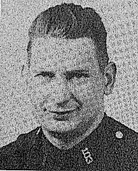 Patrolman Kenneth A. Nugent | New York City Police Department, New York