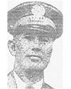 Patrolman Martin J. O'Brien   East Chicago Police Department, Indiana