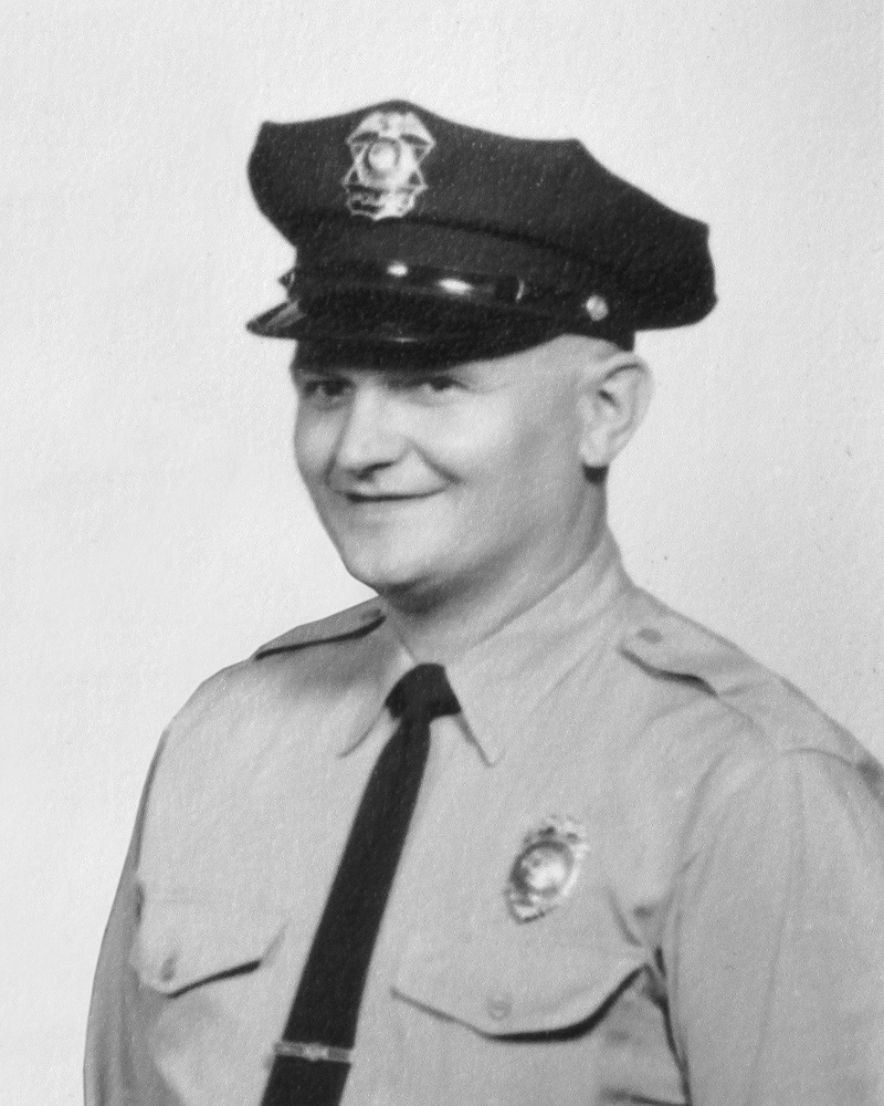 Police Officer Ralph W. Ogan | Grinnell Police Department, Iowa