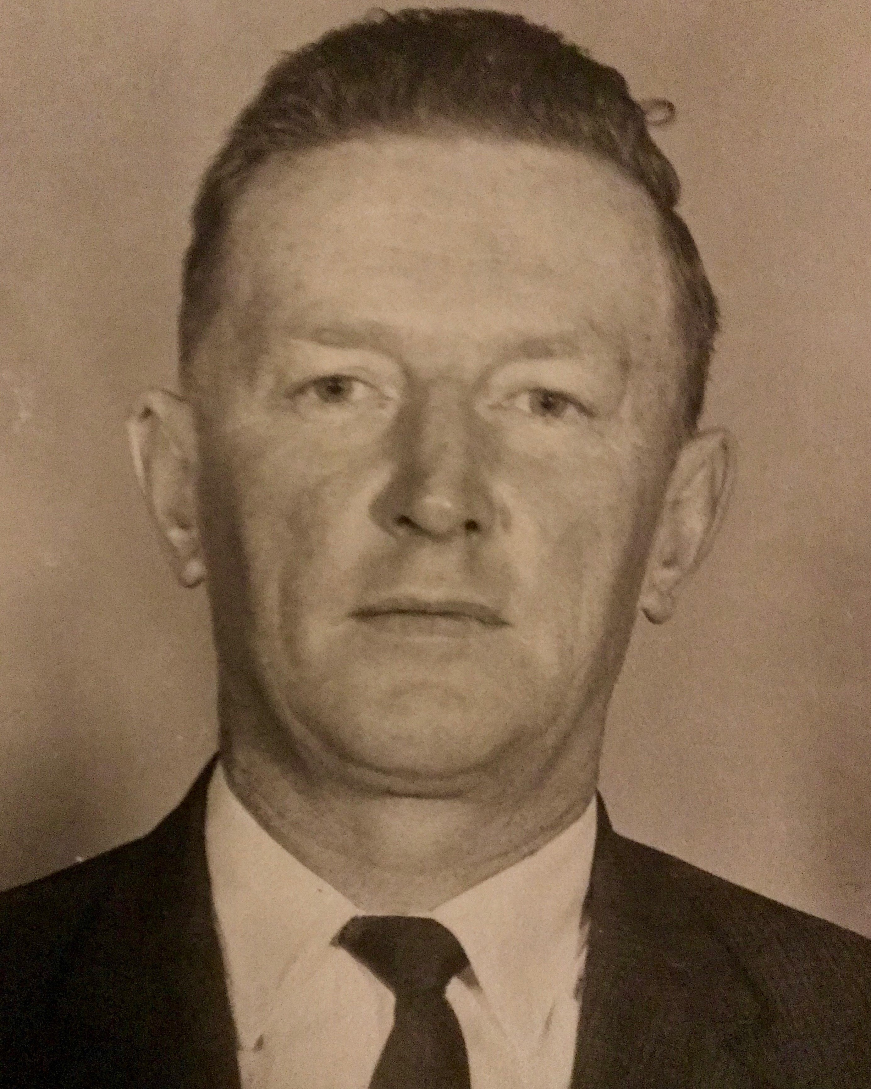 Patrolman James B. O'Leary   Boston Police Department, Massachusetts