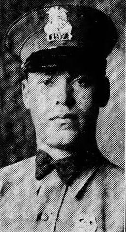 Patrolman Thomas O'Malley | Scranton Police Department, Pennsylvania