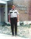 Chief Deputy Sheriff Allen Kay O'Neal   Crawford County Sheriff's Office, Georgia