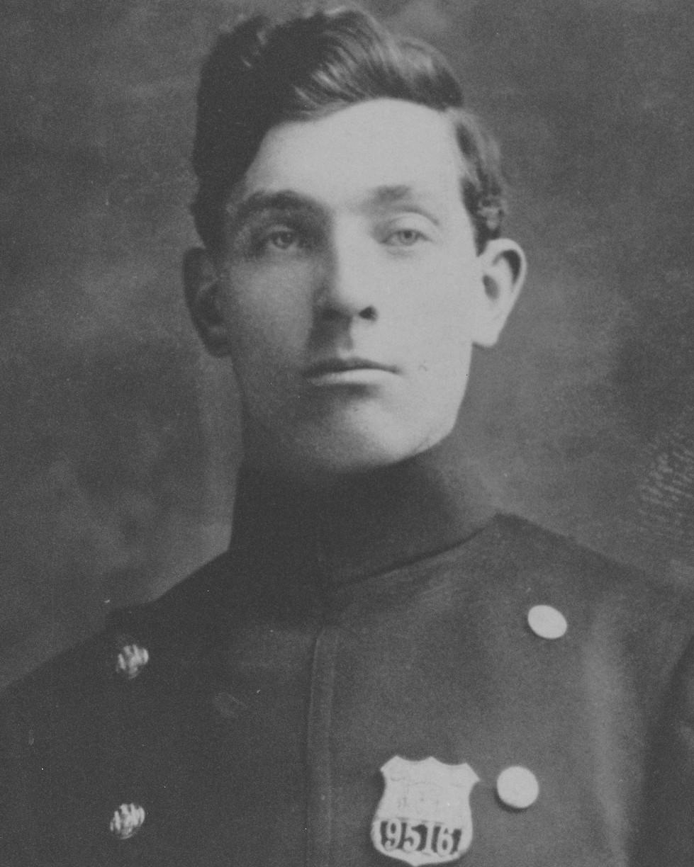 Patrolman Harry J. Padian | New York City Police Department, New York