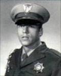 Officer Dana Everett Paladini   California Highway Patrol, California