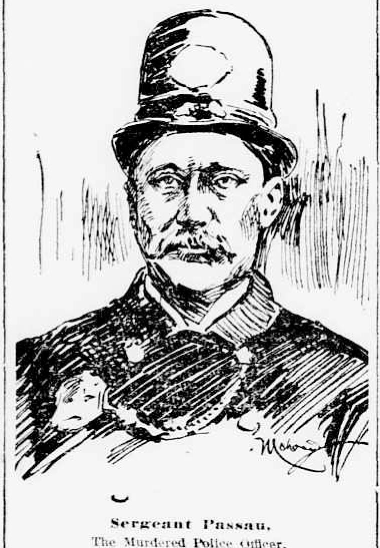 Sergeant Frederick M.