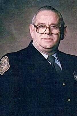 Patrolman Leslie H. Peters, Jr.   Haverhill Police Department, Massachusetts