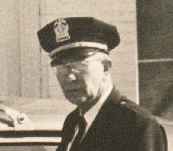 Police Officer Charlie Hughlon Peters   Oxford Police Department, Georgia