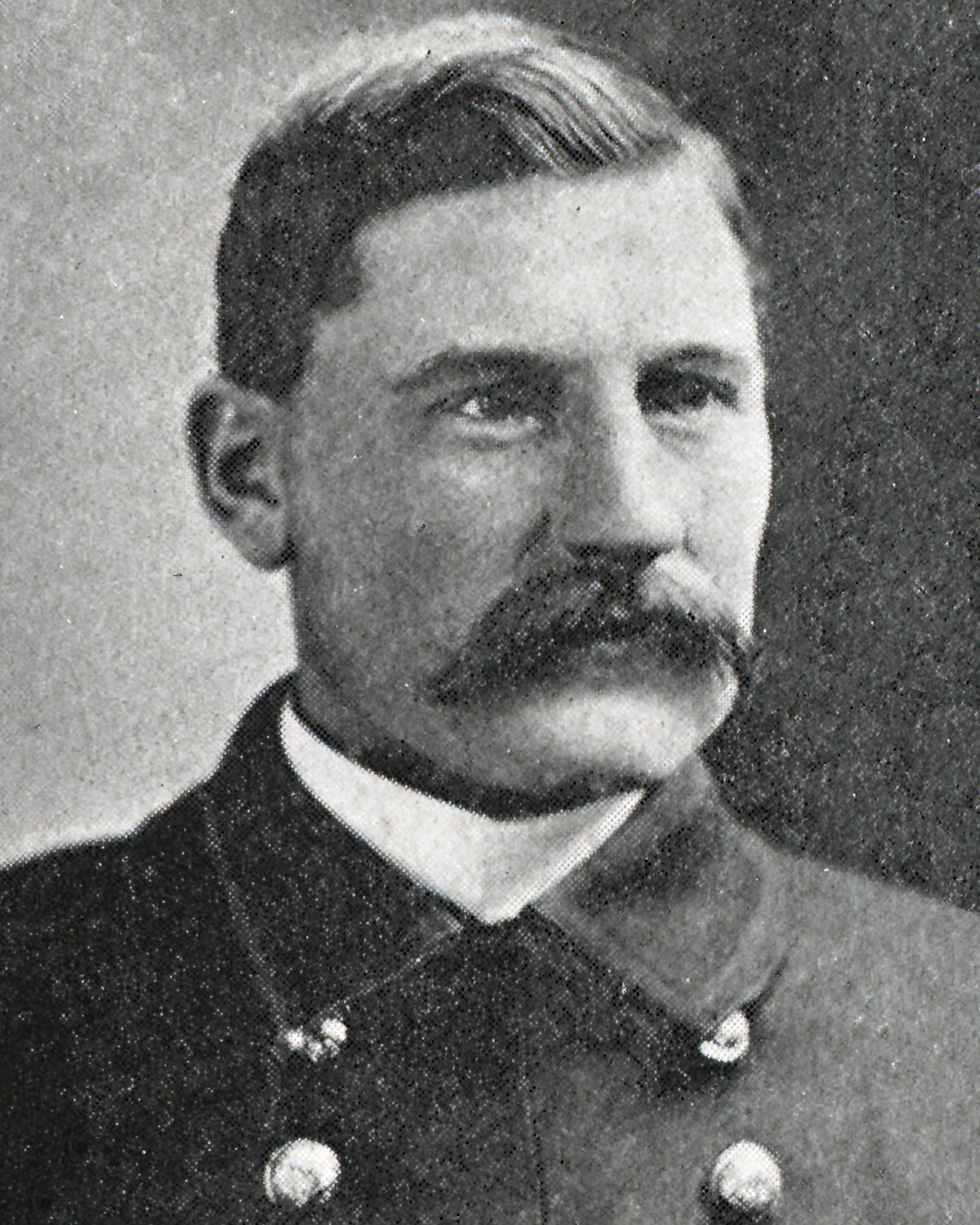 Mounted Patrolman Charles G. Peterson | Cincinnati Police Department, Ohio