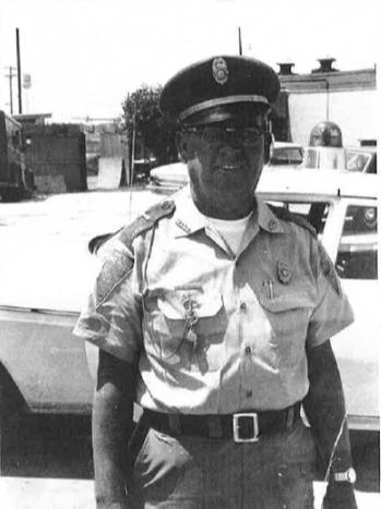 Patrolman Earl Wesley Phillips | Harrison County Road Patrol, Mississippi