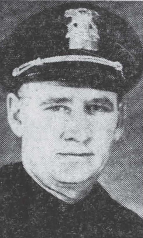 Sergeant Selwyn C. Adams | Detroit Police Department, Michigan