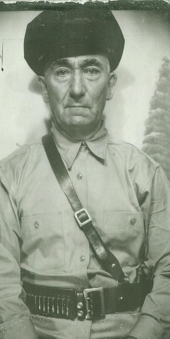Town Marshal Lee Phillips | Fulton Police Department, Mississippi