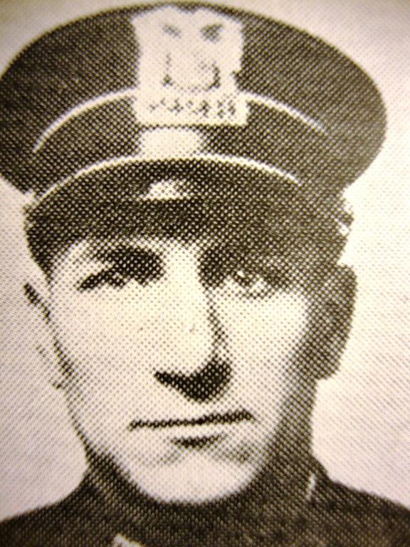 Patrolman Gerald D. Pickett | Des Moines Police Department, Iowa