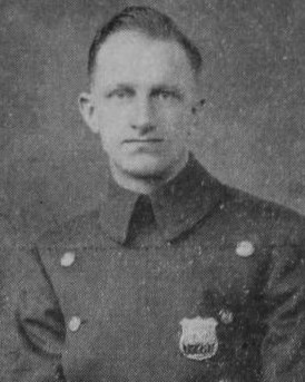 Patrolman George W. Pierson | New York City Police Department, New York