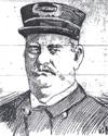 Sergeant Gabriel J. Porteous   New Orleans Police Department, Louisiana
