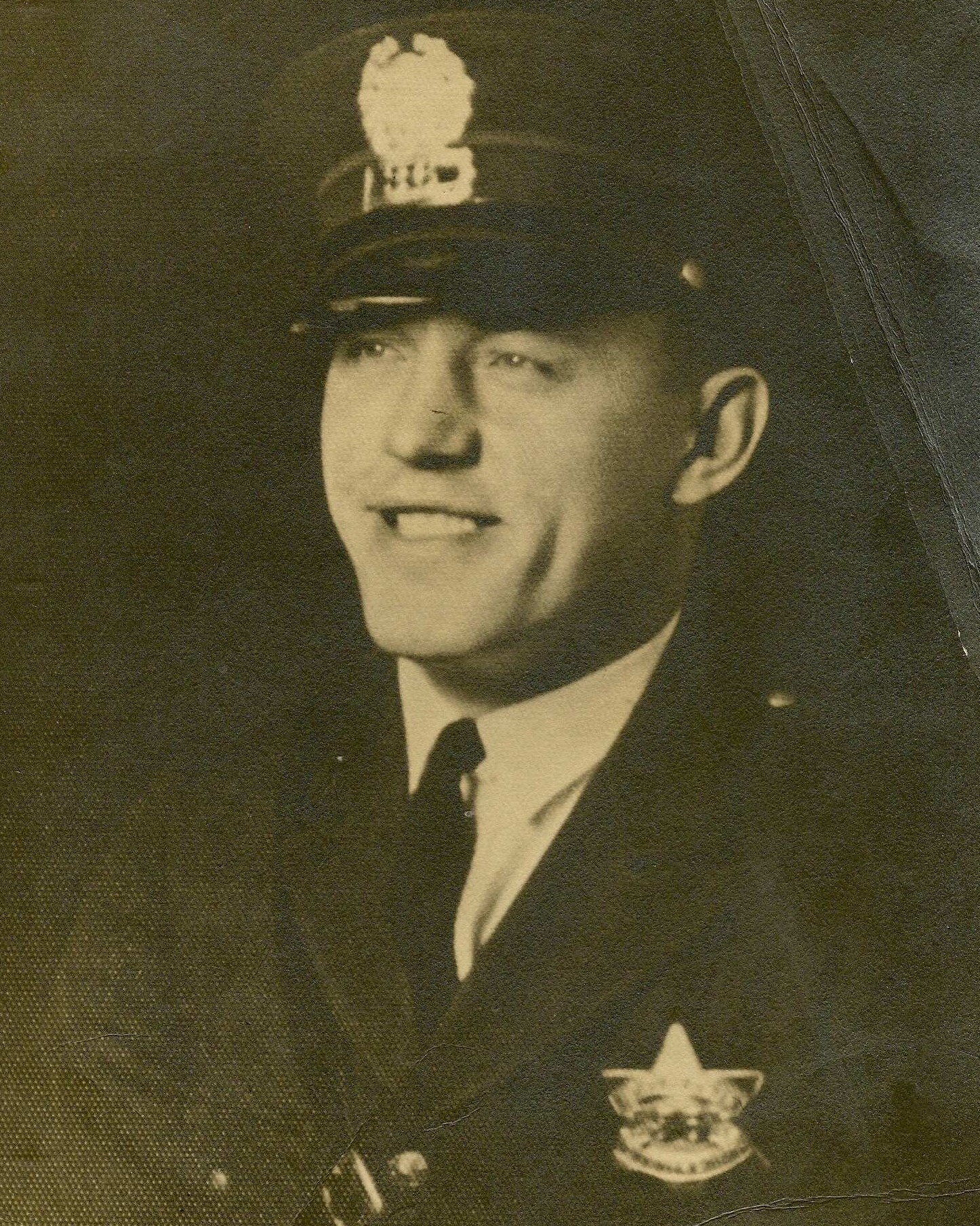 Patrolman Walter Poturalski | Gary Police Department, Indiana