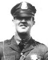 Patrolman George L. Prentiss   Massachusetts State Police, Massachusetts