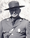 Patrol Inspector George E. Pringle | United States Department of Justice - Immigration and Naturalization Service - United States Border Patrol, U.S. Government