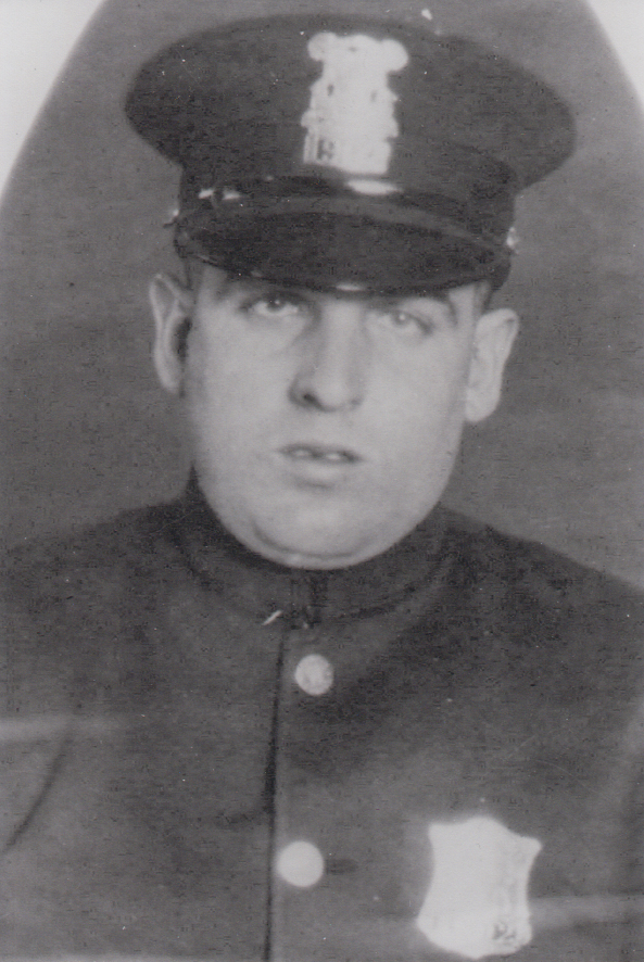 Police Officer Henry G. Puffer | Detroit Police Department, Michigan